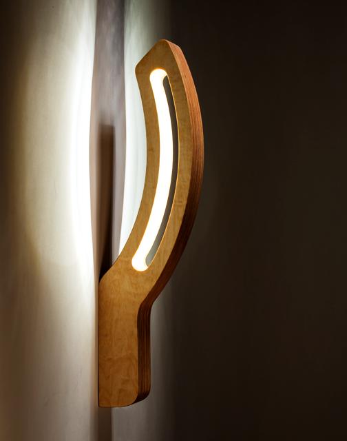Настенный светильник GECKO